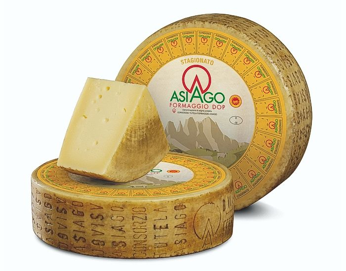 Asiago forma intera
